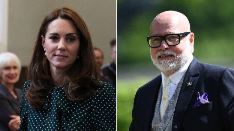 Kate Middleton und Gary Goldsmith