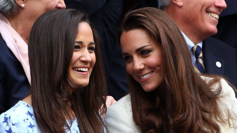 Pippa und Kate Middleton
