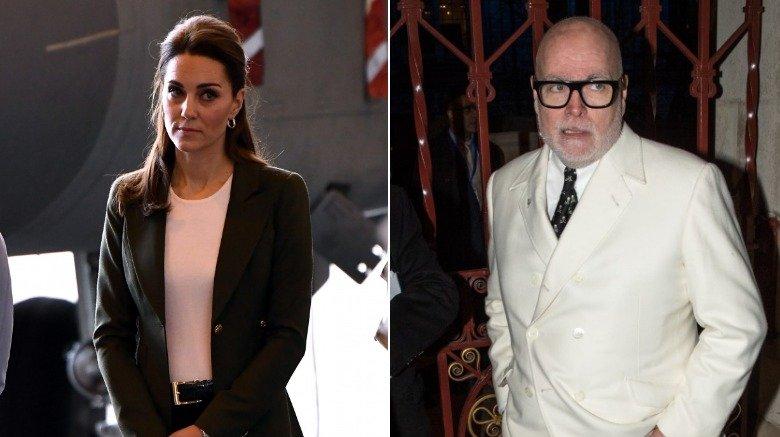 Kate Middleton und Onkel Gary Goldsmith
