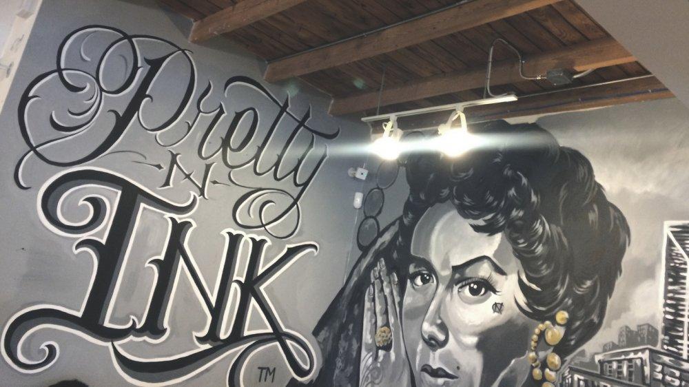 Pretty n Ink tattoo parlor