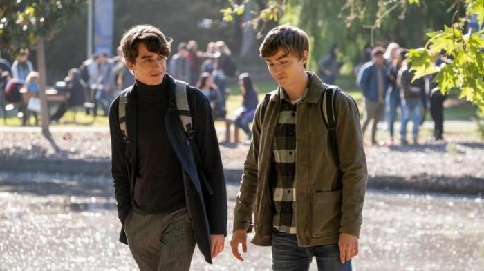 Winston and Alex