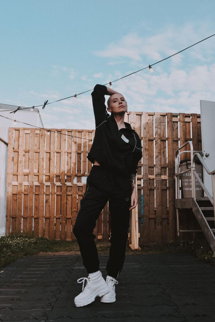 Bishop Briggs for melty at the Quebec Summer Festival