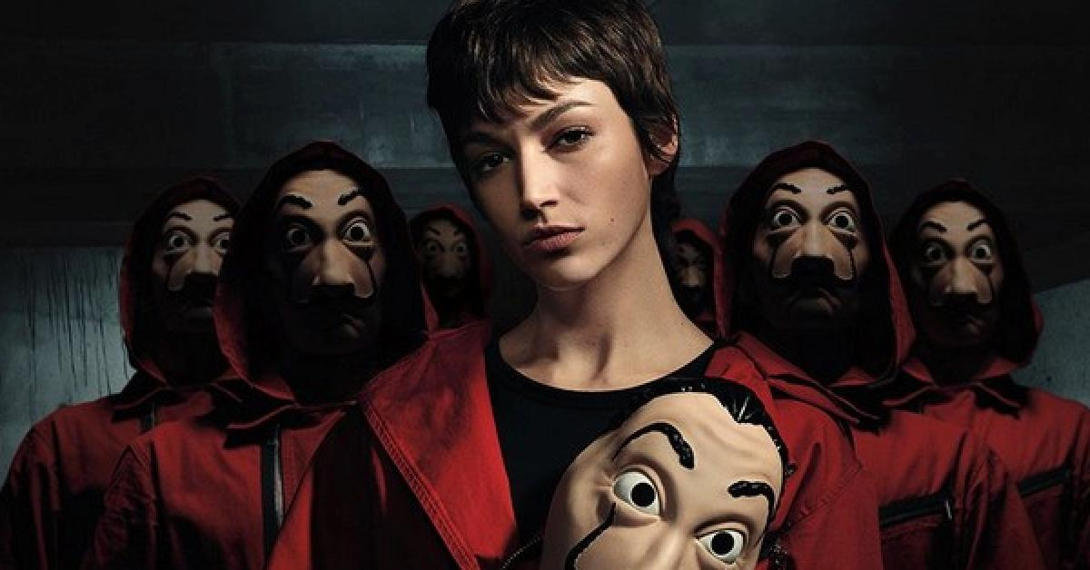 La Casa De Papel Part 5 Tokyo Ready To Take Over From The Professor News24viral