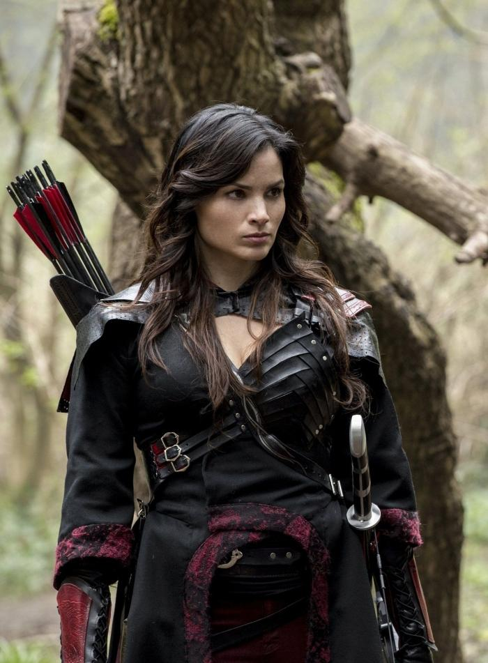 Could Nyssa join the Legends?