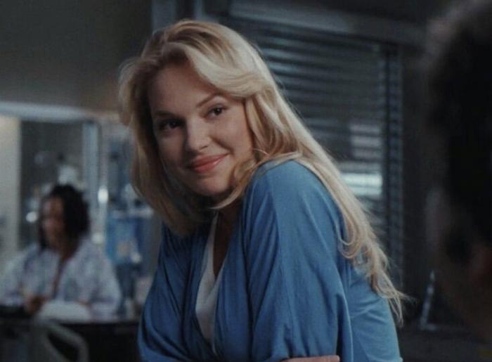 Katherine Heigl could have interpreted Claire!