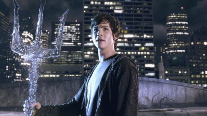 Logan Lerman back as Poseidon in the Percy Jackson series?