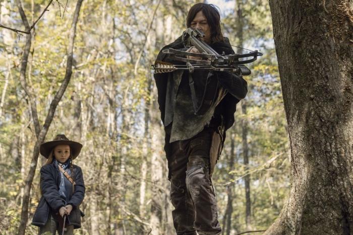 Judith and Daryl