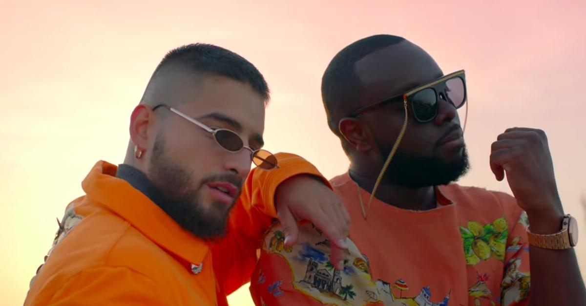 Maitre Gims Feat Maluma Vitaa Slimane How Did The Sexion D Assaut Star Become Unavoidable This Summer News24viral