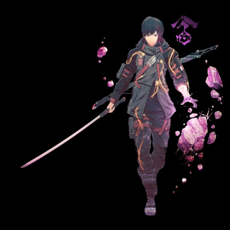 The main character of the game Yuito