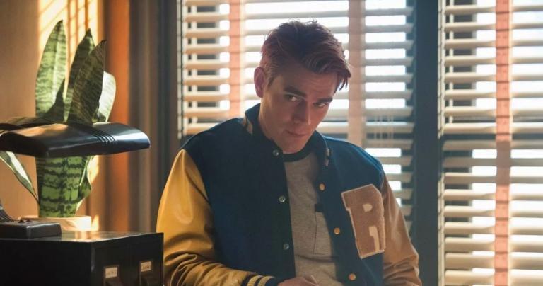Archie in Season 4 of Riverdale on Netflix