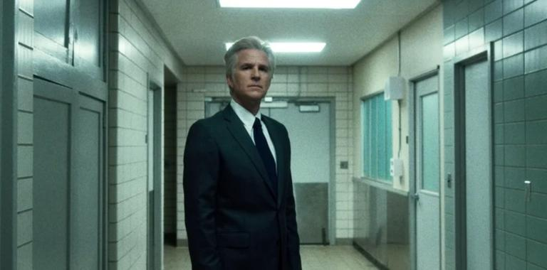 Dr. Brenner in Stranger Things