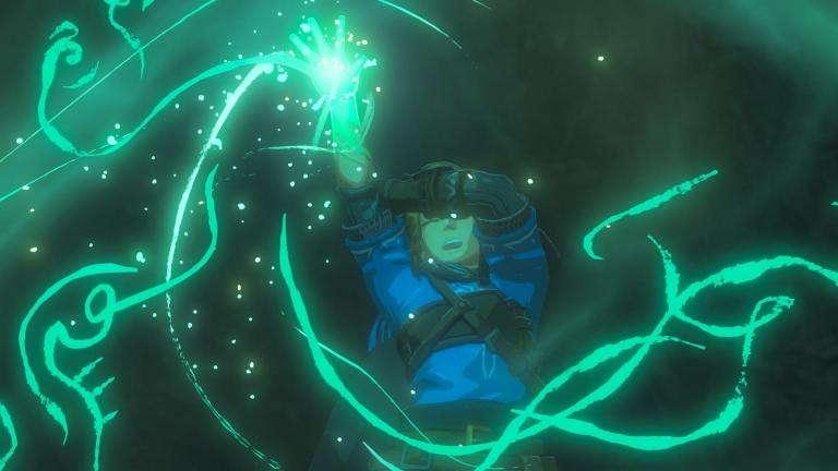A new trailer for Zelda BoTW 2?