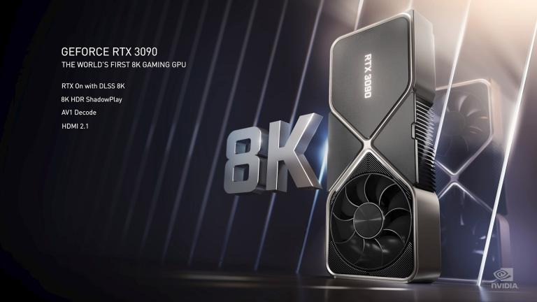 NVIDIA GeForce RTX 3090