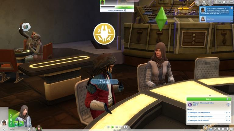 Hondo Ohnaka awaits you at the cantina for well-paid missions