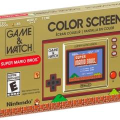 Special Mario Game & Watch on Cdiscount