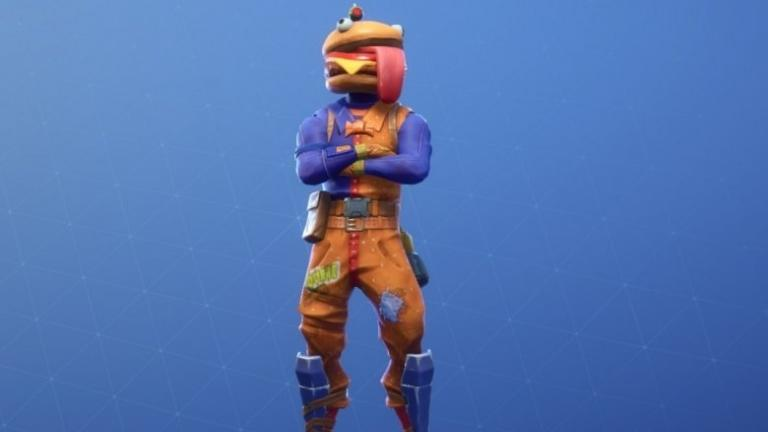 A completely stupid skin