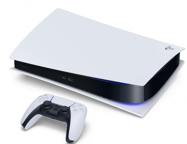 The PlayStation 5, Standard Edition