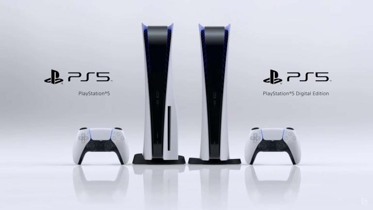Both editions of the PS5