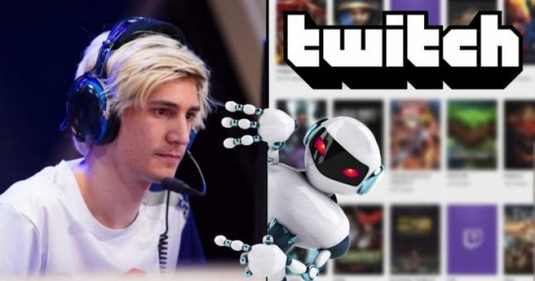 XQC, one of the biggest figures of current streaming on Twitch