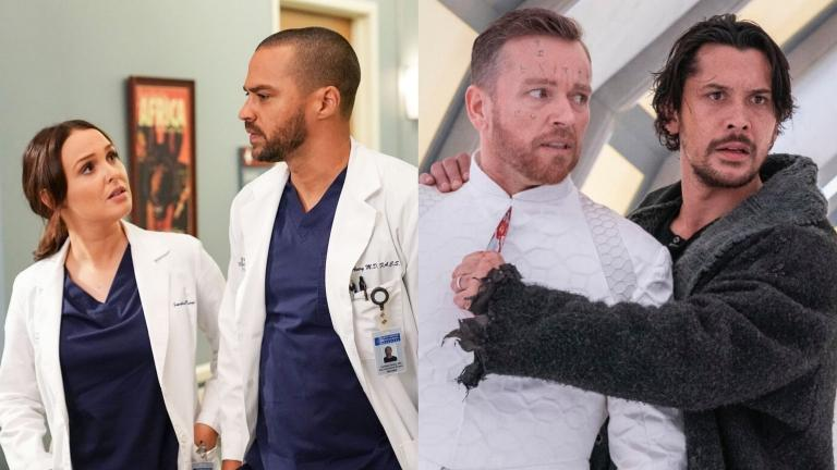 Grey's Anatomy vs The 100