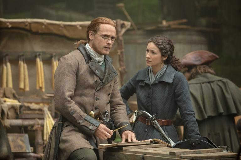 Claire and Jamie re-cast?