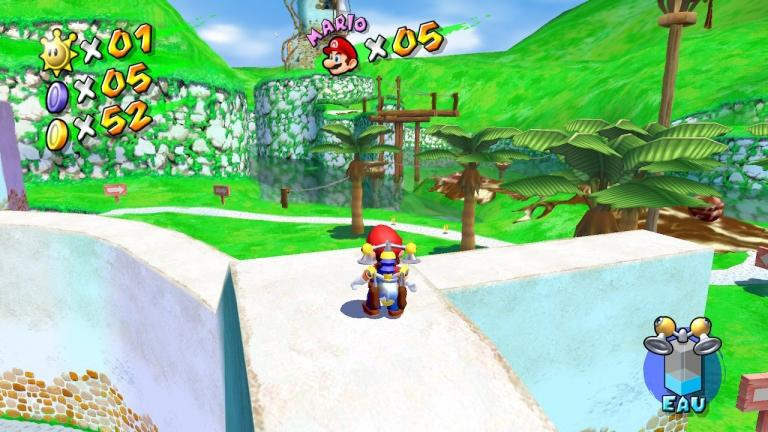 It's already better than Super Mario 64