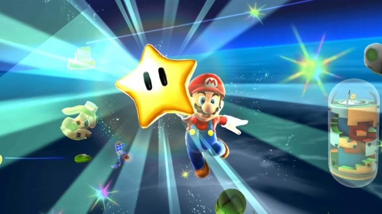Super Mario Galaxy is the newest of all