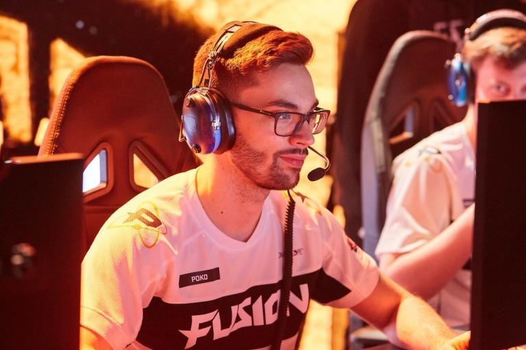 Poko, only French in the final quartet