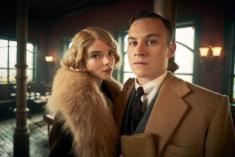 Gina and Michael Gray in Peaky Blinders season 5