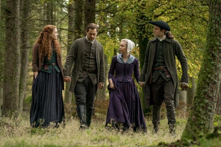 Fergus and Marsali will they learn for Claire, Brianna and Roger?