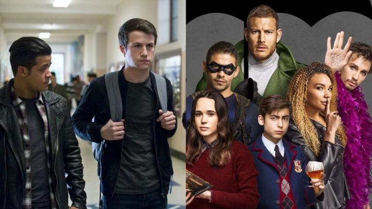 13 Reasons Why vs The Umbrella Academy