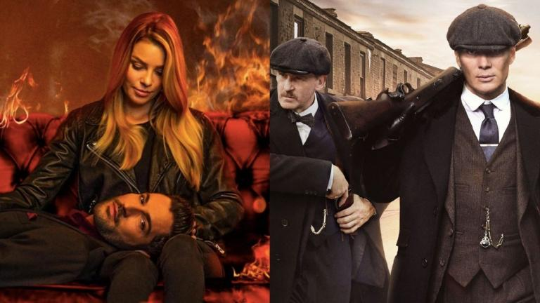 Who from Lucifer or Peaky Blinders will win this match?