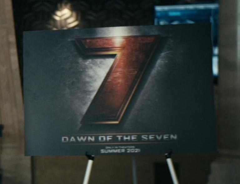 Dawn of the Seven poster