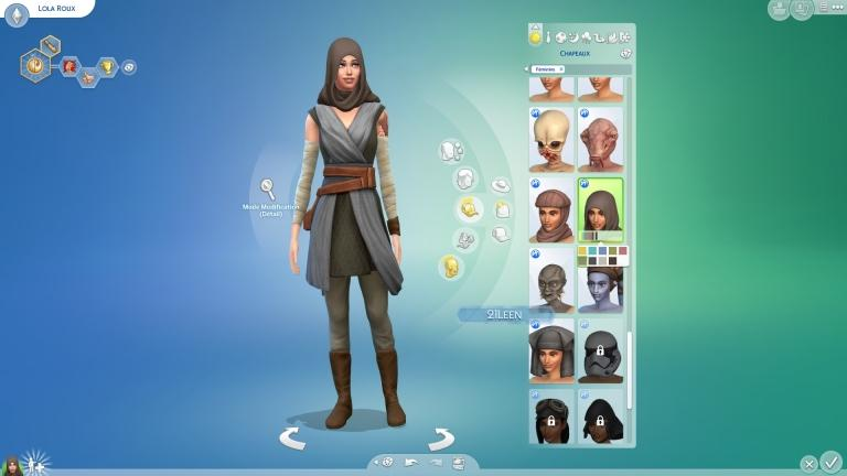 The Sims 4 - Character Creation