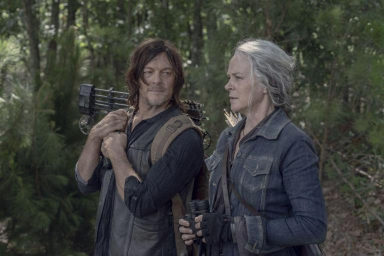 Daryl and Carol have their show!