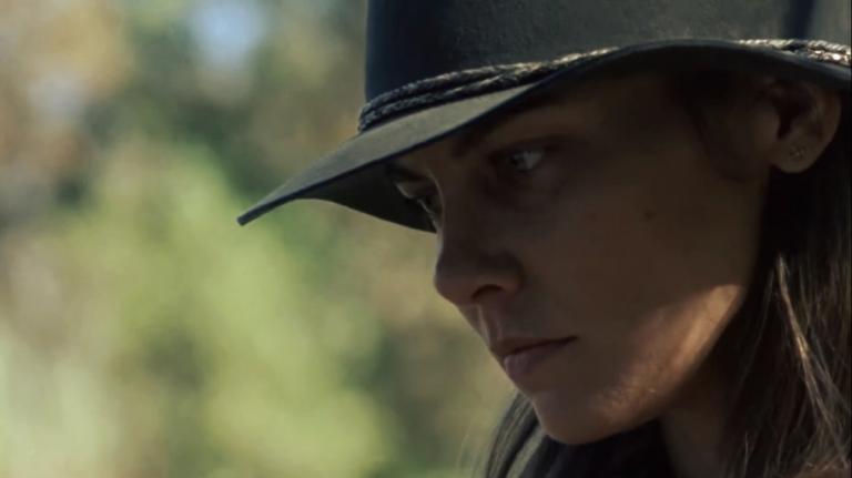 Maggie in season 10