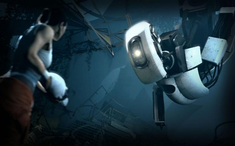 Portal is a great game for developing cognitive skills