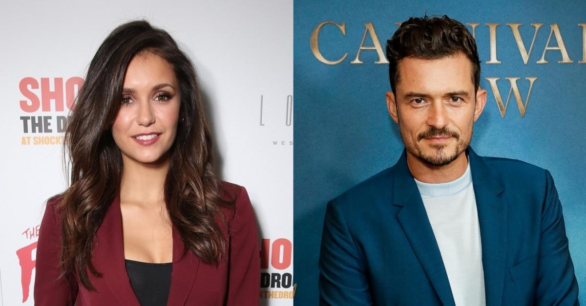 Now orlando bloom dating Who is
