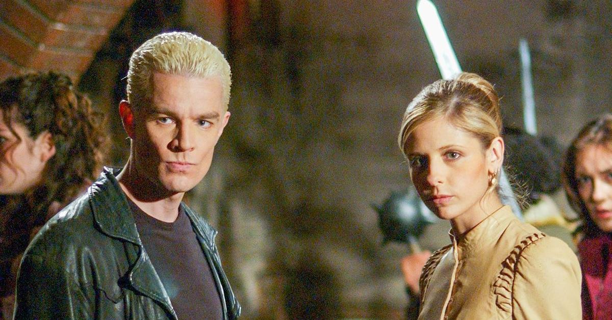 Relationship buffy spike and Sarah Michelle
