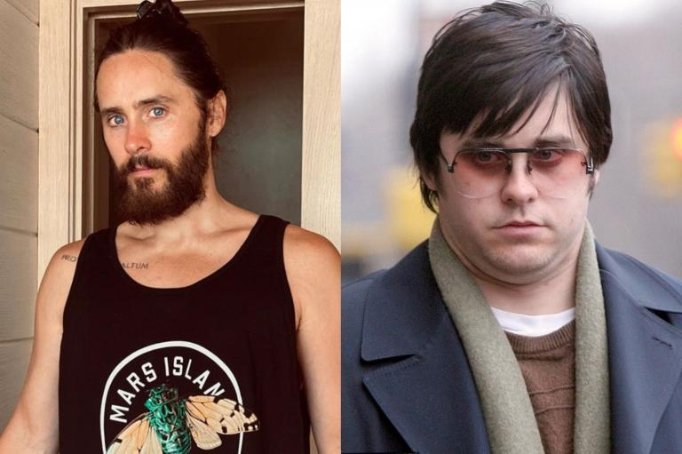 Jared Leto in Chapter 27