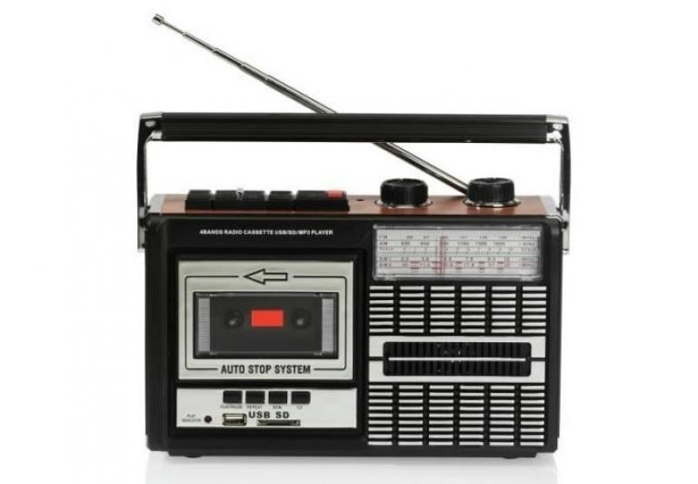 The Ricatech cassette player