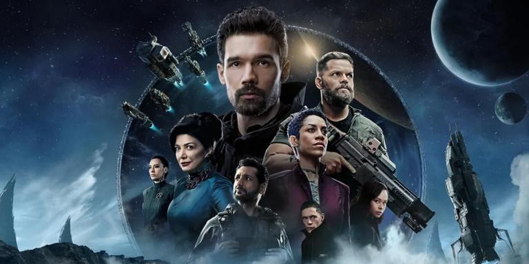 Only 2 more seasons of The Expanse