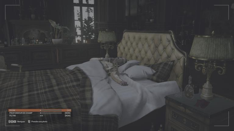 Investigating the mansion is one of the best side missions in the game