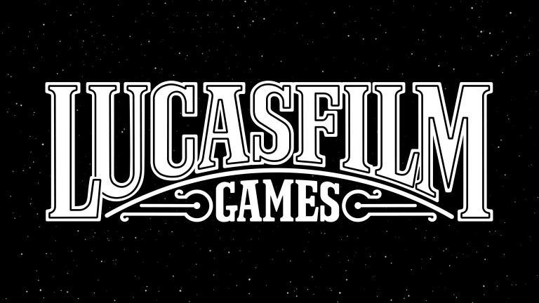 Lucasfilm Games label logo