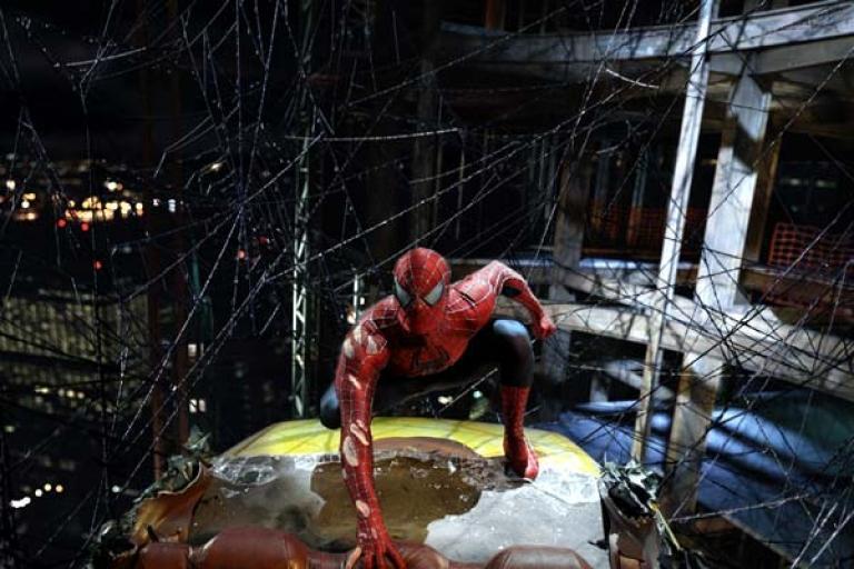 Spider-Man 3 (2007).