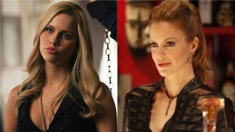 Rebekah Mikaelson & Pam de Beaufort
