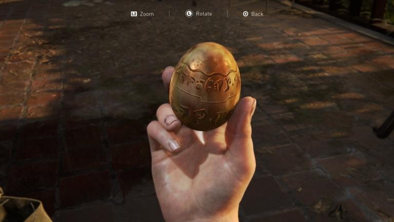 A Precursor Orb serves as a collectible