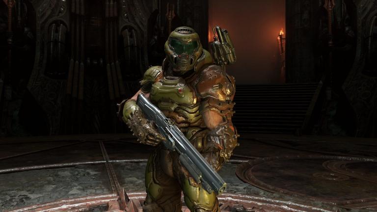 Soon a female Slayer in the DOOM series?