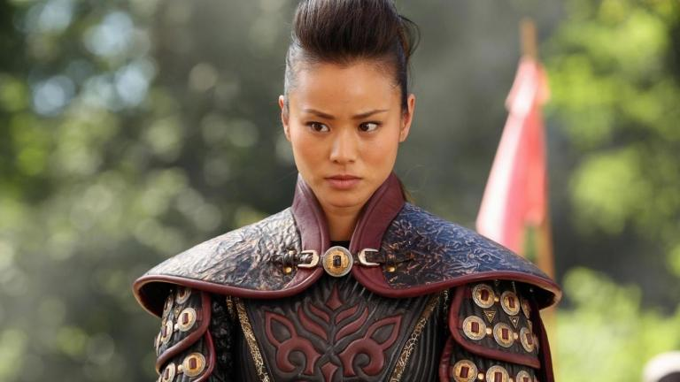 Jamie Chung in the Once Upon a Time series