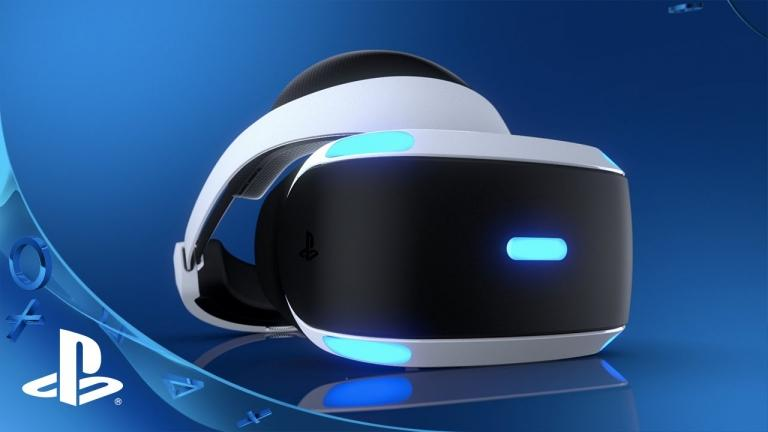 The current PSVR, that's it